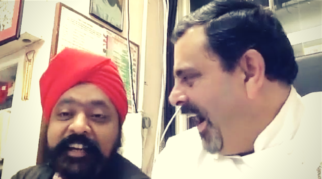 Tony Singh and Cyrus Todiwala of The Incredible Spice Men on The Dinner Special podcast talk about how to keep in touch.