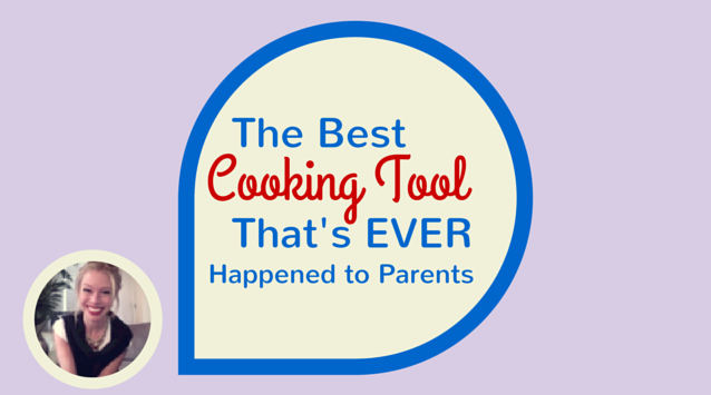 Jordan Reid of Ramshackle Glam on The Dinner Special podcast The Best Cooking Tool That Has Ever Happened To Parents