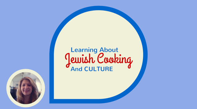 Amy Kritzer of What Jew Wanna Eat on The Dinner Special podcast on Learning About Jewish Cooking and Culture