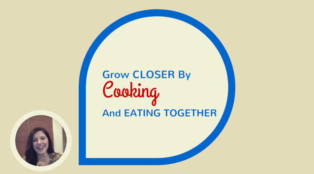Ileana Morales of A Little Saffron on The Dinner Special podcast on Growing Closer by Cooking and Eating Together