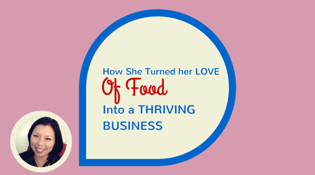 Jaden Hair of Steamy Kitchen on The Dinner Special podcast on How She Turned Her Love Of Food Into A Thriving Business