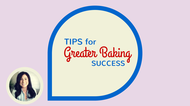Kristan Raines of The Broken Bread on The Dinner Special podcast giving Tips for Greater Baking Success