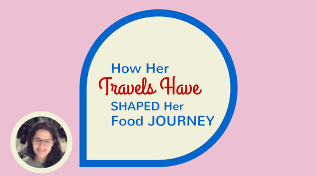 Luisa Weiss of The Wednesday Chef on The Dinner Special podcast talking about how her travels have shaped her food journey.