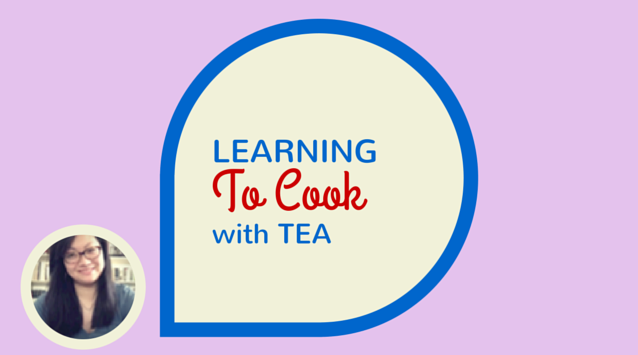 Stephanie Shih of Desserts for Breakfast on The Dinner Special podcast talking about learning to cook with tea.
