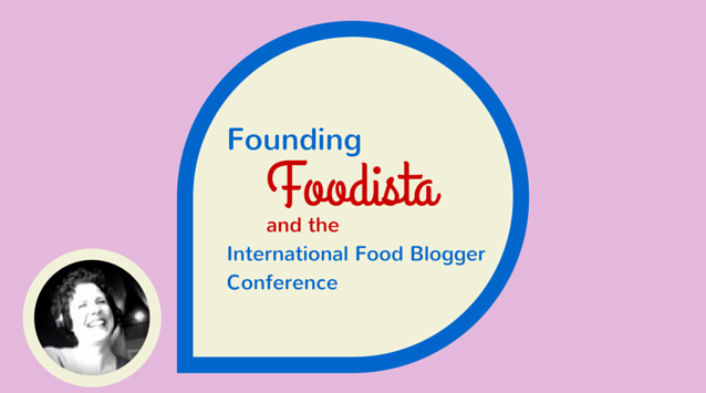 Sheri Wetherell of Foodista and The International Food Blogger Conference on The Dinner Special podcast talking about founding Foodista and the International Food Blogger Conference