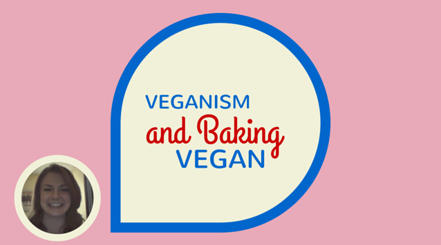 Abby Thompson of The Frosted Vegan on The Dinner Special podcast talking about veganism and becoming vegan, as well as baking vegan.
