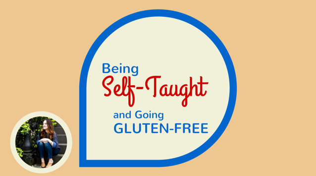 Julia Gartland of Sassy Kitchen on The Dinner Special podcast talking about being a self-taught cook and baker and going gluten-free.