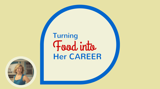 Liz Harris of Floating Kitchen on The Dinner Special podcast talking about how she switched from her career in science to cooking and food blogging.