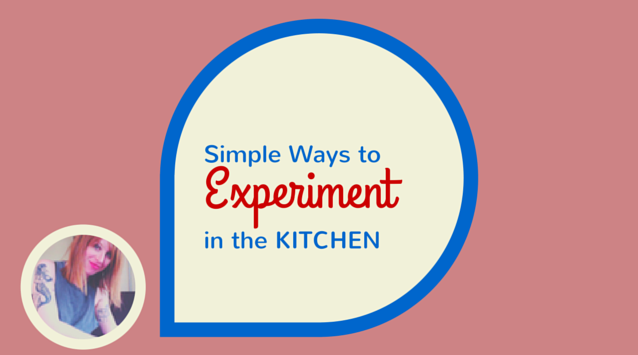 Megan DeKok of Take a Megabite on The Dinner Special podcast sharing some simple ways to experiment in the kitchen