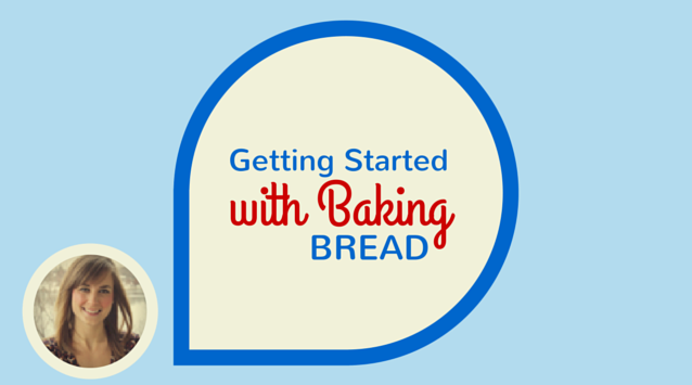 Stephanie Wise of Girl Versus Dough on The Dinner Special podcast talking about her passion for baking bread.
