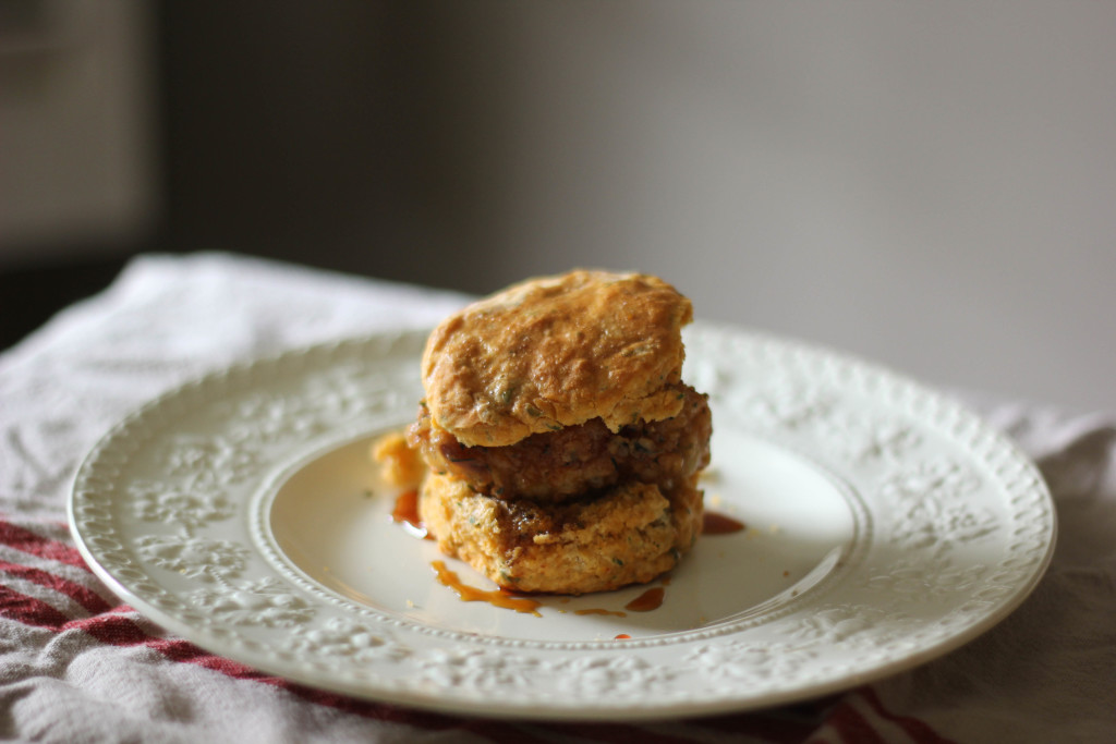Erika Council of Southern Soufflé on The Dinner Special podcast talking about southern food.