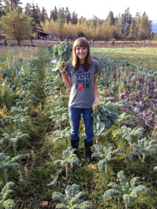 066: Andrea Bemis: Farming and Preparing Fresh Meals
