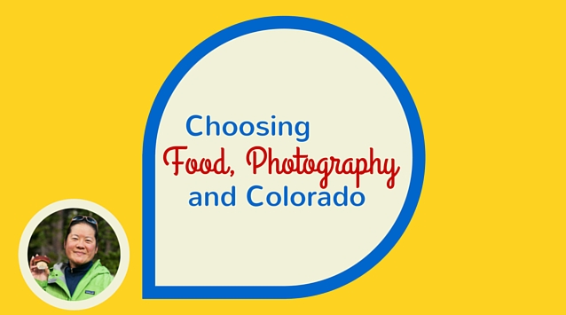 Jennifer Yu of Use Real Butter on The Dinner Special podcast talking about choosing food, photography and Colorado.