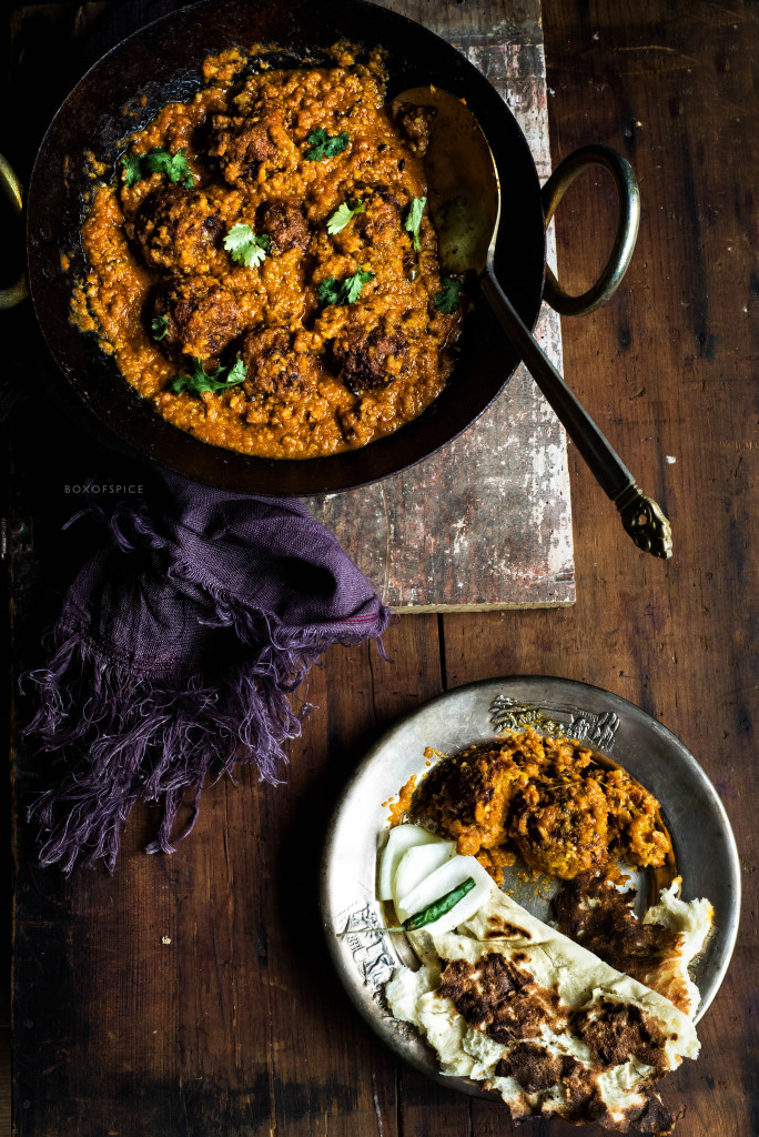 Rakhee Yadav of Boxofspice on The Dinner Special podcast talking about her blog.