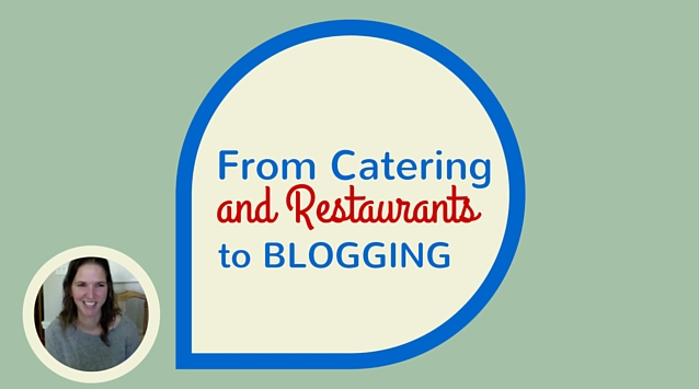 Alexandra Stafford of Alexandra's Kitchen on The Dinner Special podcast talking about working in Catering and Restaurants to Blogging.