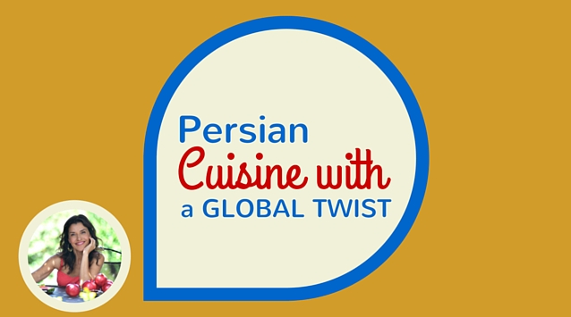 Naz Deravian of Bottom of the Pot on The Dinner Special podcast talking about Persian cuisine with a global twist.