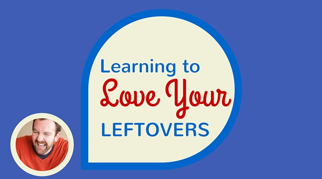 Nick Evans of Macheesmo on The Dinner Special podcast talking about learning to love your leftovers.