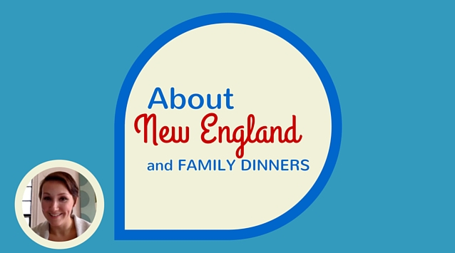 Meg Dubina of Bread + Barrow on The Dinner Special podcast talking about New England and family dinners