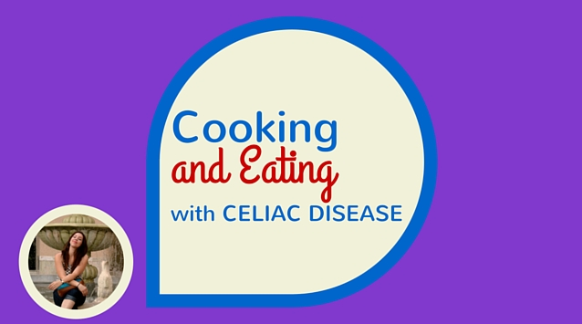 Sarah Nevins of A Saucy Kitchen on The Dinner Special podcast talking about cooking and eating with Celiac Disease.