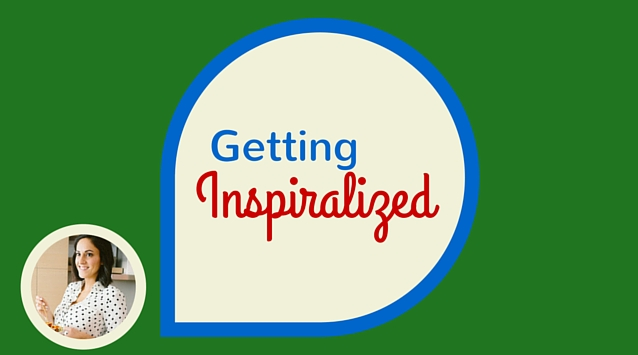 Ali Maffucci of Inspiralized on The Dinner Special podcast talking about getting Inspiralized.