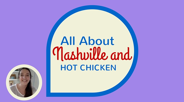 Brita Britnell of B. Britnell on The Dinner Special podcast talking about Nashville and Hot Chicken.