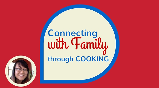 Kaitlin Leung of The Woks of Life on The Dinner Special podcast talking about connecting with family through cooking.