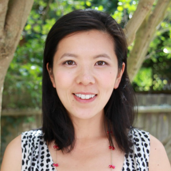 Lisa Lin of Healthy Nibbles and Bits on The Dinner Special podcast talking about how to keep in touch with her.