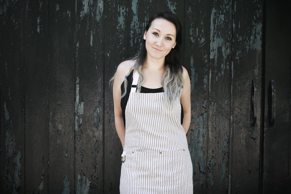 Meg Dubina of Bread + Barrow on The Dinner Special podcast talking about how to keep up with her.