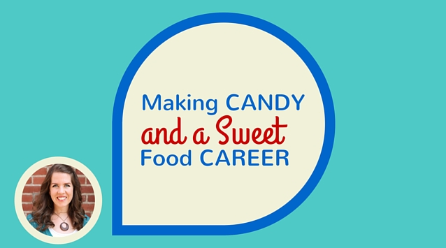 Elizabeth LaBau of SugarHero on The Dinner Special podcast talking about making candy and a sweet food career.