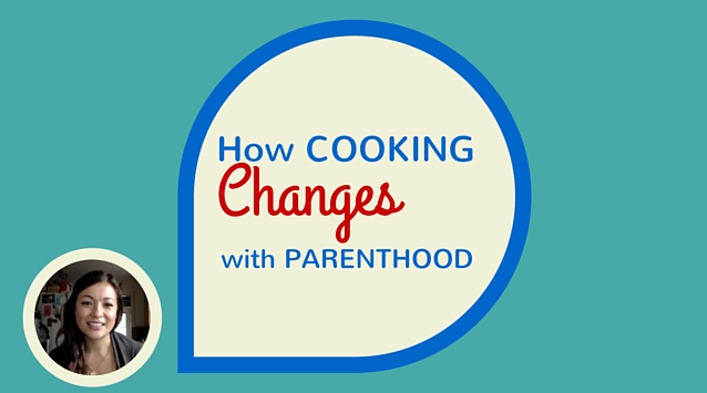 Emily Stoffel of The Pig & Quill on The Dinner Special podcast talking about how cooking changes with parenthood.