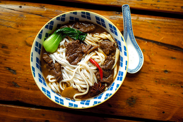 Cathy Erway of Not Eating Out in New York on The Dinner Special podcast talking about what a traditional Taiwanese meal would look like.