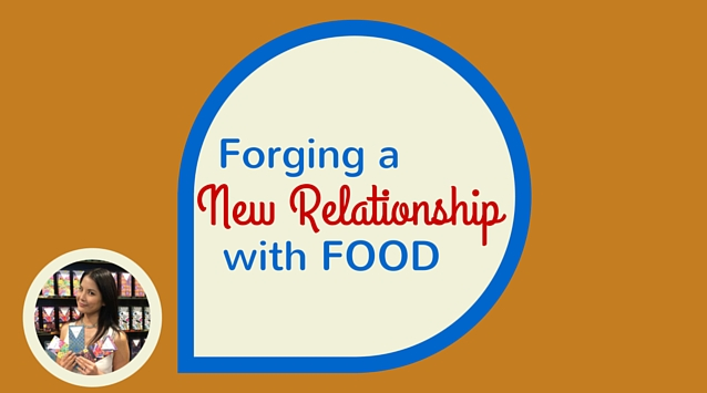 Lynn Chen of The Actor's Diet on The Dinner Special podcast talking about forging a new relationship with food.
