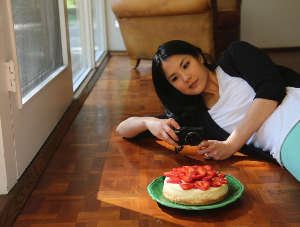Lynn Chen of The Actor's Diet on The Dinner Special podcast talking about starting her blog.