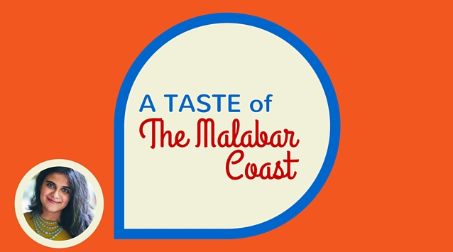 Aysha Tanya of The Malabar Tea Room on The Dinner Special podcast talking about a taste of the Malabar Coast.