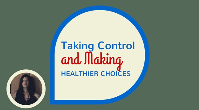 Beth Manos Brickey of Tasty Yummies on The Dinner Special podcast talking about taking control and making healthier choices.