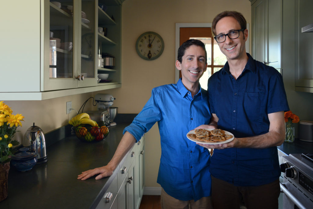 Adam Merrin and Ryan Alvarez of Husbands That Cook on The Dinner Special podcast talking about keeping posted with them.