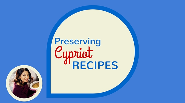 Christina Loucas of Afrodite's Kitchen on The Dinner Special podcast talking about Preserving Cypriot Recipes.