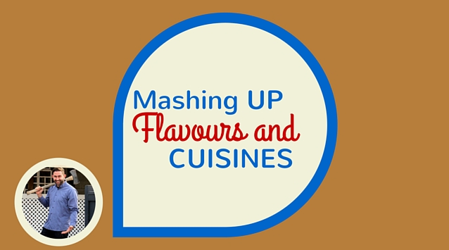 Dan Whalen of The Food In My Beard on The Dinner Special podcast talking about Mashing Up Flavours and Cuisines.