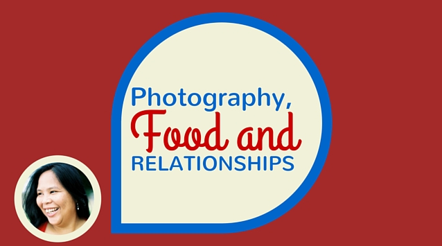 Luisa Brimble on The Dinner Special podcast talking about photography, food and relationships.