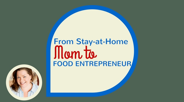 Meredith Steele of Steele House Kitchen on The Dinner Special podcast talking about going from stay-at-home mom to food entrepreneur.