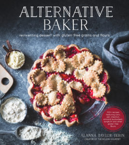 Alanna Taylor-Tobin of Alternative Baker on The Dinner Special podcast talking about her first cookbook.