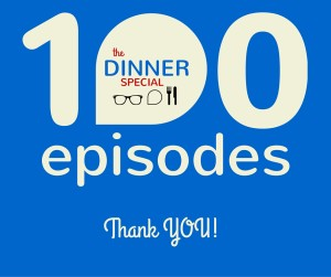 A message from Gabe for 100 episodes of The Dinner Special podcast.
